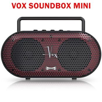 【VOX】多功能音箱吉他/貝斯/鍵盤皆可使用-公司貨保固 (Soundbox mini)