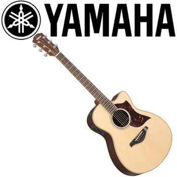 【YAMAHA 山葉】A3系列電民謠吉他/電木吉他/原木色-公司貨保固 (AC3R)