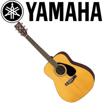 【YAMAHA 山葉】輕鬆上手民謠吉他/木吉他入門款 (F310)