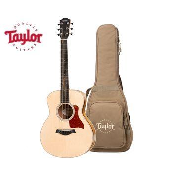 【Taylor 泰勒】雲杉面板、相思木側背板旅行民謠吉他含原廠袋-公司貨保固 (GS-Mini  Koa)
