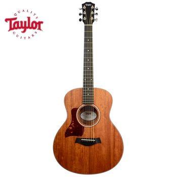 【Taylor 泰勒】單板桃花心木民謠吉他含原廠袋-公司貨保固 (GS-Mini)