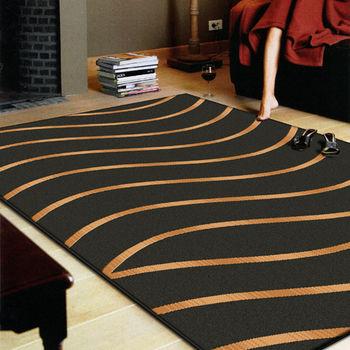 【范登伯格】光影舞生動居家風格進口地毯/地墊/門墊/玄關墊140x200