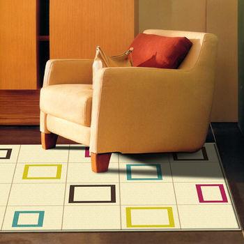 【范登伯格】慕夏品味與個性時尚進口地毯/地墊/門墊/玄關墊/踏墊160x225cm
