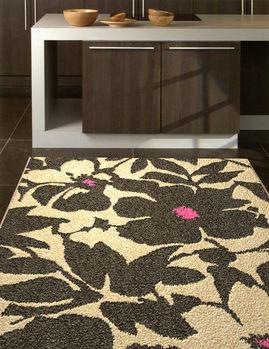 【范登伯格】諾拉花藝品味高質感進口地毯160x230cm