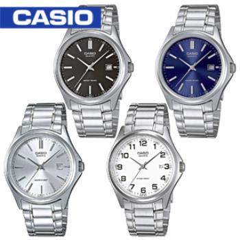 【CASIO 卡西歐】送禮首選-時尚型紳士錶-附錶盒(MTP-1183A)