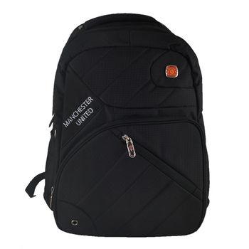曼聯授權-斜紋手提後背兩用包/電腦包