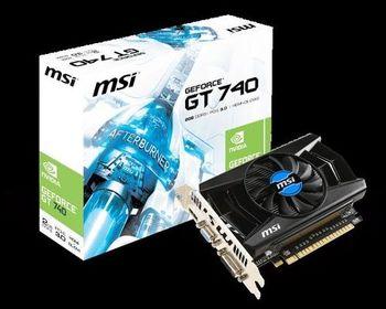 MSI 微星 N740-2GD5 顯示卡