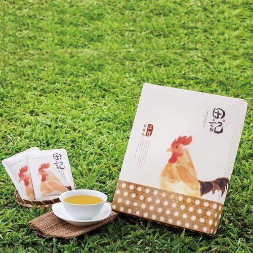【鮮綠農產】聯名【田記】溫體鮮雞精禮盒-20入裝