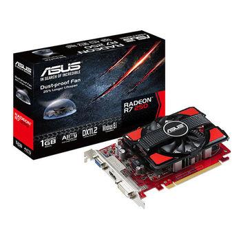 華碩 ASUS  R7250-1GD5 顯示卡