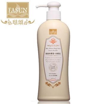任-《FASUN琺頌》保濕身體乳—山櫻花400ml