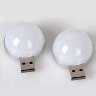 圓燈泡USB燈(帶柔光罩 閱讀 露營床頭)