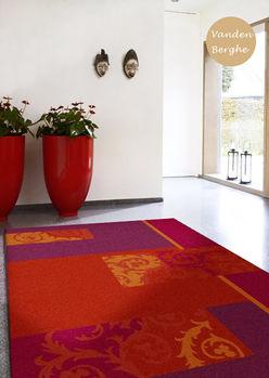 【范登伯格】春泥年輕時尚活潑生動居家風格進口地毯160x230cm