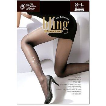 【蒂巴蕾】BLING 彈性 G型 絲襪 CAT(6入組)