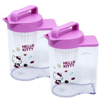 Hello Kitty冷水壺-甜甜圈KT0371-二入組