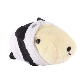 kapibarasan 水豚君變裝系列毛絨擦拭公仔 陽光君