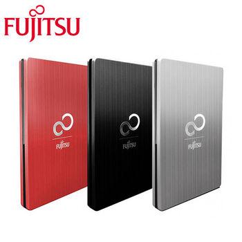 【Fujitsu富士通】2.5吋 USB 3.0 髮絲外接硬碟盒 - 9.5mm