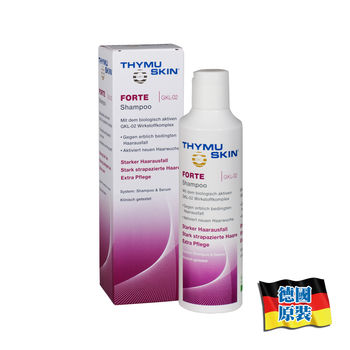 德國欣髮源 Thymuskin FORTE 強效養髮 高效生物活性洗髮精 200ml