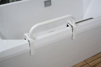 【COLOR】n型浴缸安全扶手(抗菌防霉)