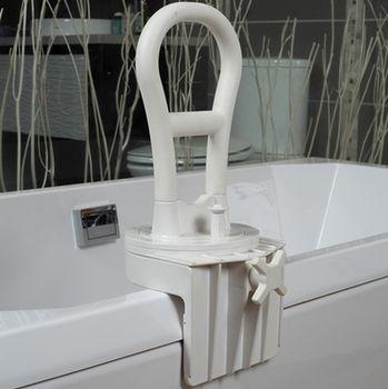 【COLOR】旋轉浴缸安全扶手(抗菌防霉)