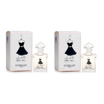 Guerlain 嬌蘭 小黑裙淡香水5mlx2/組