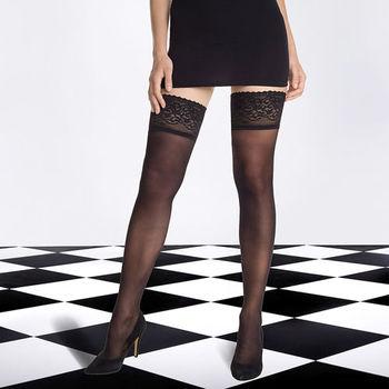 法國DIM-SIGNATURE「頂級奢華」系列大腿襪14D REF00GV