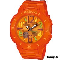 CASIO Baby ^#45 G 霓虹 錶 BGA ^#45 171 ^#45 4B2