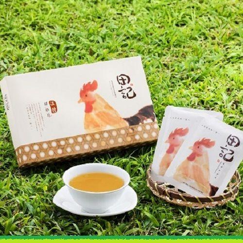 【鮮綠農產】聯名【田記】溫體鮮雞精禮盒-10入裝