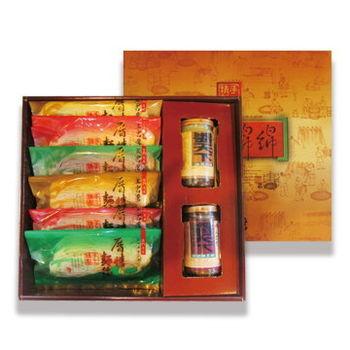 聖祖金門貢糖 情綿禮盒x3組