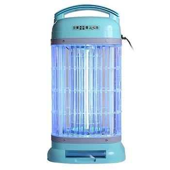 《買就送電蚊拍》【安寶】15W捕蠅滅蚊燈 AB-9100A