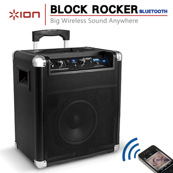 Ion Audio 拉桿式行動藍牙音箱 Block Rocker Bluetooth