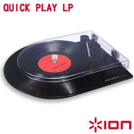 Ion Audio黑膠播放轉換器Quick Play LP