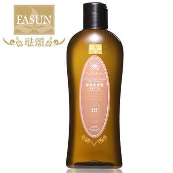 《FASUN琺頌》保濕洗髮乳—玫瑰天竺葵400ml