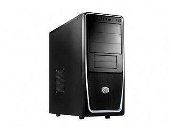CoolerMaster 酷媽 CM Elite 311黑銀(USB3.0) 機殻