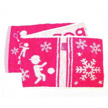 e2moro 涼感運動巾 Cool+ (SPORT蜜桃紅)