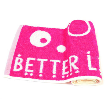e2moro 涼感運動巾 Cool+ (BETTER蜜桃紅)