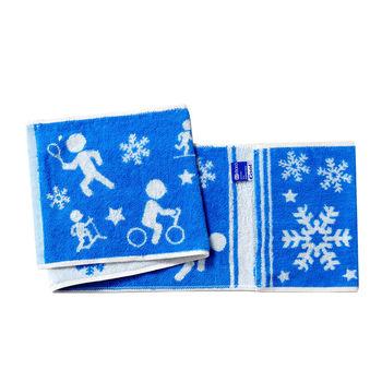 e2moro 涼感運動巾 Cool+ (SPORT海洋藍)