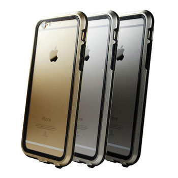 Optima iPhone 6  Metal Bumper 雙層防護 鋁合金 邊框