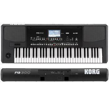 【KORG】PA 系列簡單專業編曲鍵盤-公司貨保固 (PA-300)