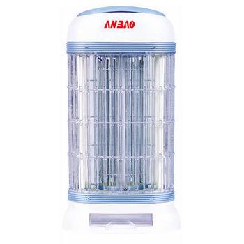 《買就送電蚊拍》【安寶】10W電子捕蚊燈 AB-8255