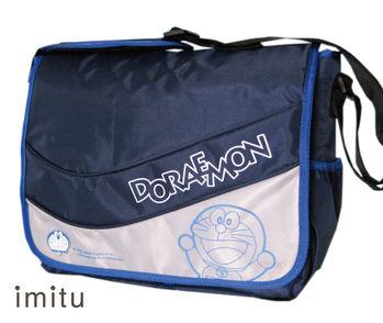【Doraemon 哆啦A夢】休閒側背包