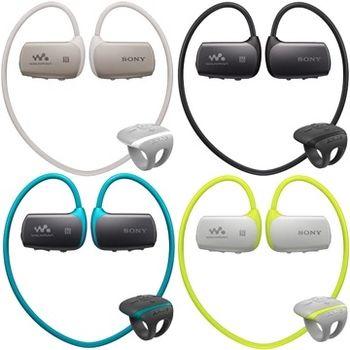 SONY Walkman 無線防水隨身聽 4G NWZ-WS613 _ 公司貨