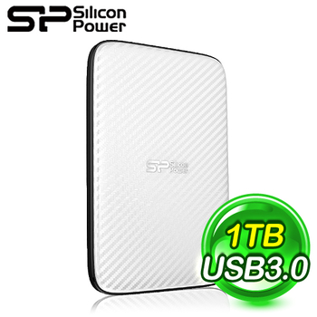 Silicon Power 廣穎 D20 1TB USB3.0 2.5吋行動硬碟