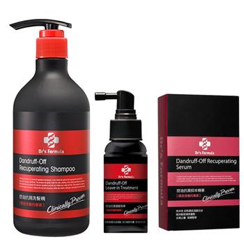 台塑生醫 控油抗屑洗髮精+控油抗屑調理精華