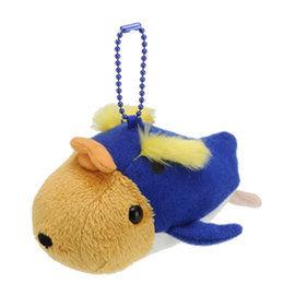 Kapibarasan 水豚君海洋便裝系列公仔吊飾 水豚君