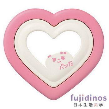Fujidinos【趣味造形】吐司壓模道具(愛心款)