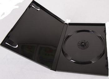 EXCH 雙片DVD精裝優質軟盒/黑色 1箱100PCS