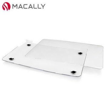 【Macally】APPLE MacBook Air 11吋 透明上下蓋保護硬殼(AIRSHELL11)