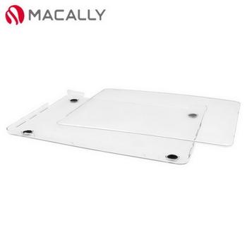 【Macally】APPLE 15吋 MacBook Pro 透明上下蓋保護硬殼(PROSHELL15)