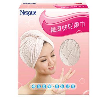 3M Nexcare 纖柔快乾頭巾(5入)