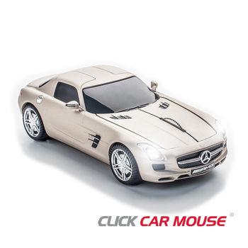 【Click Car Mouse】MERCEDES-BENZ SLS AMG - 香檳款